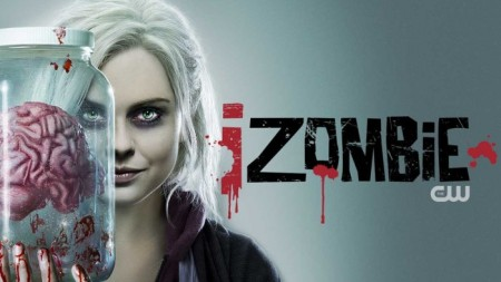 iZombie season 2 promo poster