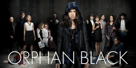 Orphan Black Season 3 promo poster
