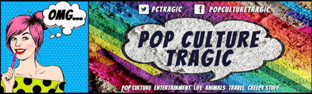 Pop Culture Tragic banner