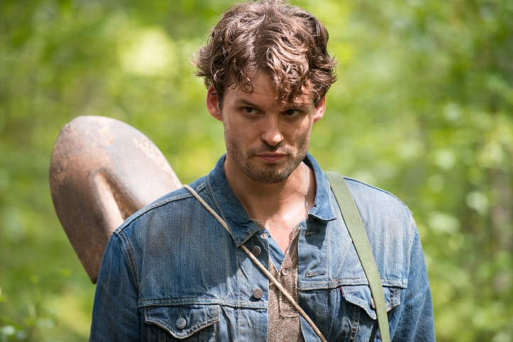 Austin Nichols as Spencer Monroe - The Walking Dead _ Season 6, Episode 10