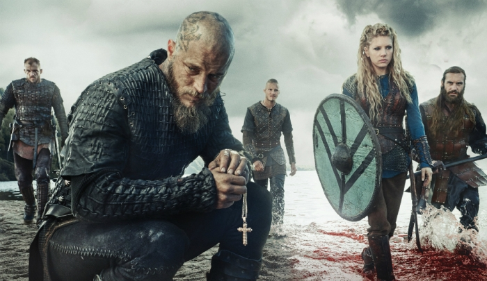 Vikings season 3 promo poster