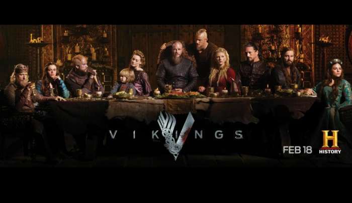 Vikings season 4 border