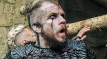 Gustaf Skarsgard Stars as Floki in History Channel's Vikings