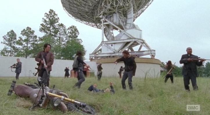 Season 6 Episode 12 of AMC's The Walking Dead