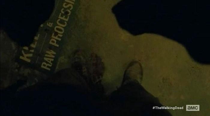 "Kill Floor in Episode 13 (""The Same Boat"") Season 6 of AMC's The Walking Dead"