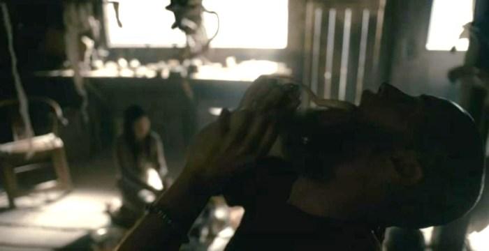 Vikings Season 4 Episode 4 Ragnar and Yidu get stoned