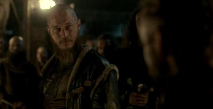 Vikings Season 4 Episode 4 Ragnar meets Finehair