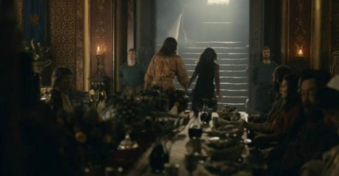 Vikings Season 4 Episode 4 Rollo gets lucky