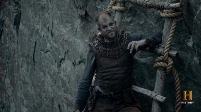 History Channel's Vikings Season 4 Episode 8 Floki
