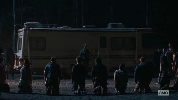 The Walking Dead Season 6 Finale Episode 16 Last Day On Earth A full boat