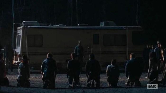 The Walking Dead Season 6 Finale Episode 16 Last Day On Earth A full boat