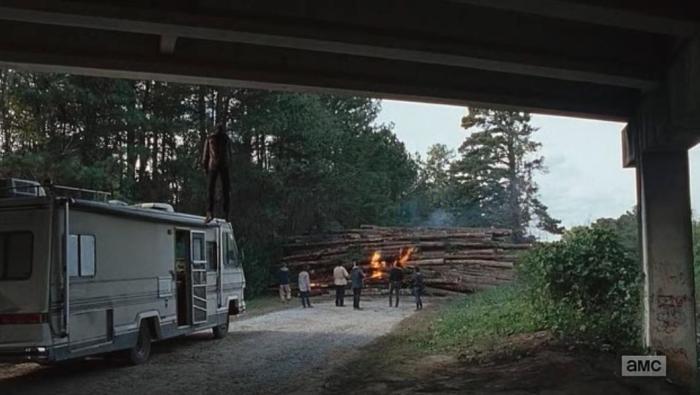 The Walking Dead Season 6 Finale Episode 16 Last Day On Earth Rick's group
