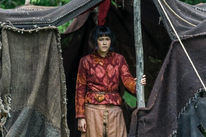 Vikings Season 4 Episode 7 Yidu (Dianne Doan)