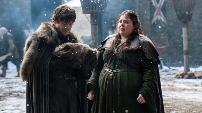 Game of Thrones Season 6 Episode 2 Home Ramsay is a cunt