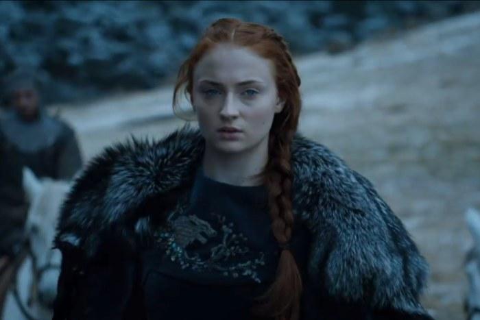 HBO's Game of Thrones Season 6 Episode 5 The Door Sansa Stark Credit HBO