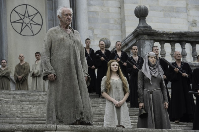 HBO's Game of Thrones Season 6 Episode 6 Blood of my Blood High Sparrow