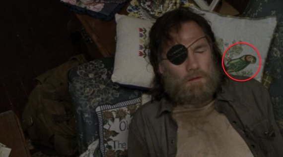 The Governor is a pirate