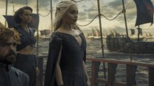 HBO's Game of Thrones Season 6 Episode 10 The Winds of Winter Daenerys Targaryen