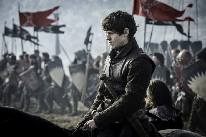 HBO's Game of Thrones Season 6 Episode 9 Battle of the Bastards Ramsay Bolton