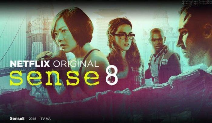 Netflix's Sense8 Season 1 promo pic