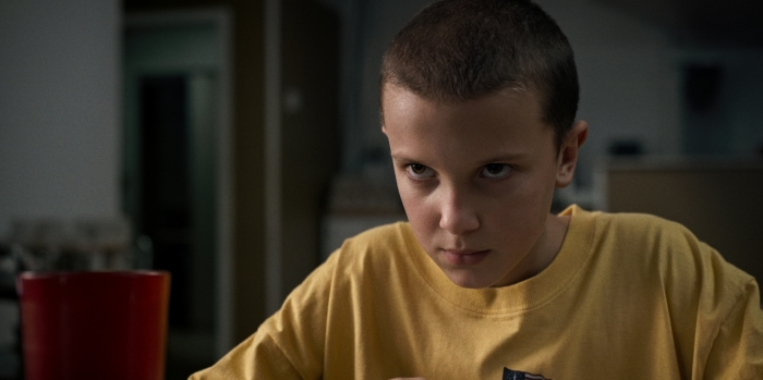 Netflix's Stranger Things Season 1 Episode 1 Eleven