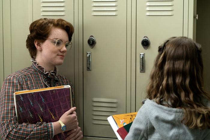 Netflix's Stranger Things Season 1 Episode 1 At high school