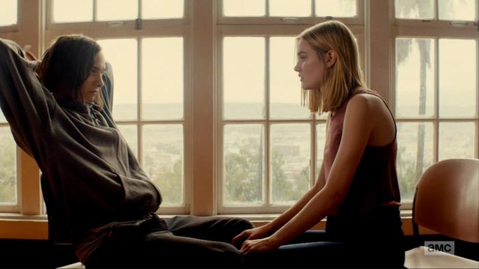 [Image via AMC] #FearTheWalkingDead #Season2