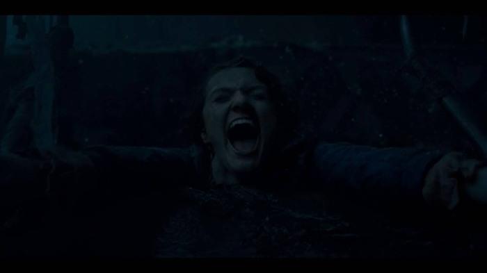 Netflix's Stranger Things Season 1 Epiosode 3 Barb in the pool