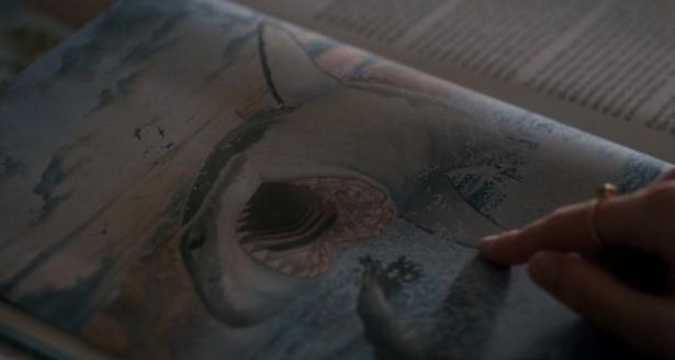 Netflix's Stranger Things Season 1 Episode 6 The Monster Jaws