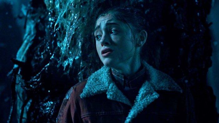 Netflix's Stranger Things Season 1 Episode 6 The Monster Nancy in the Upside Down
