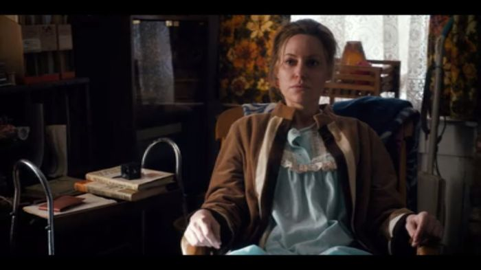 Netflix's Stranger Things Season 1 Episode 6 The Monster Terry Ives