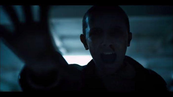 Netflix's Stranger Things Season 1 finale Episode 8 The upside Down Eleven screams