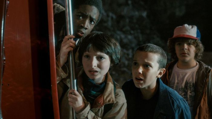 Netflix's Stranger Things Season 1