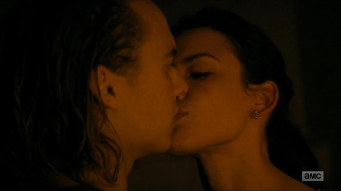 AMC Fear the Walking Dead Season 2 Episode 11 Pablo & Jessica