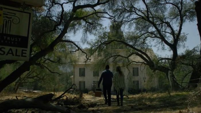 FX's 'American Horror Story Roanoke' Chapter 1 Matt and Shelby find the 'perfect' house