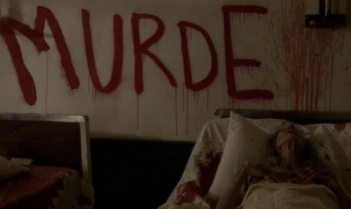 FX's 'American Horror Story Roanoke,' Season 6, Chapter 2 MURDE