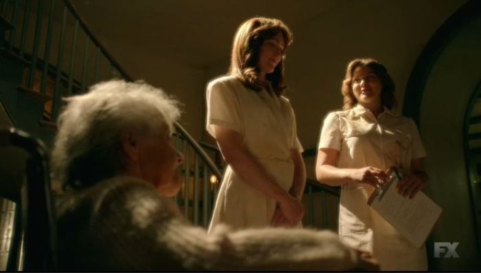 FX's 'American Horror Story Roanoke,' Season 6, Chapter 2 The two nurses