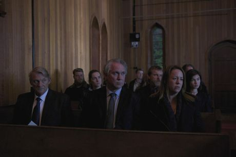 Showcase 'The Kettering Incident,' Season 1, Episode 8, The Homecoming. Chloe's funeral