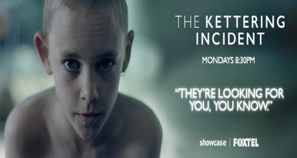 Showcase's 'The Kettering Incident,' Season 1, Episode 4, The Mill. Kade being creepy