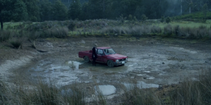 Showcase's 'The Kettering Incident,' Season 1, Episode 6, Roy, Chloe's car
