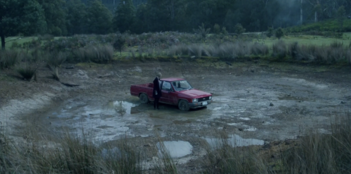Showcase's 'The Kettering Incident,' Season 1, Episode 6, Roy, Chloe's car