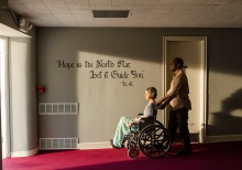 AMC's 'The Walking Dead,' Season 7, Episode 2, Morgan and Carol