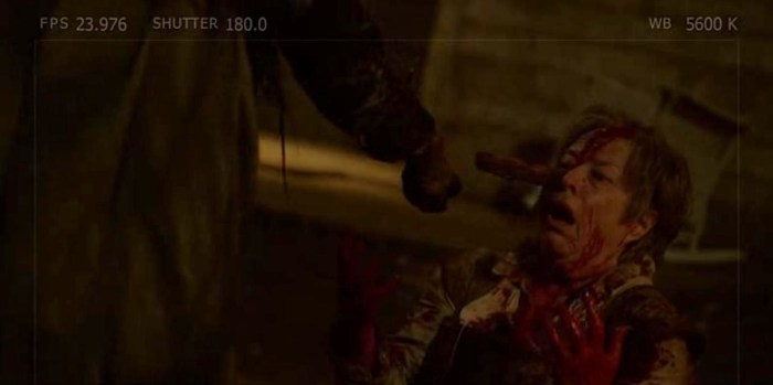 FX's 'American Horror Story Roanoke,' Chapter 7, Dominic, The Butcher and Agnes