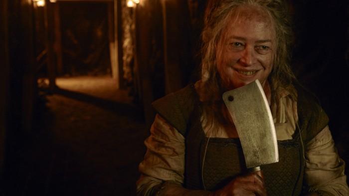 FX's 'American Horror Story Roanoke,' Season 6, Chapter 5, Thomasin AKA The Butcher