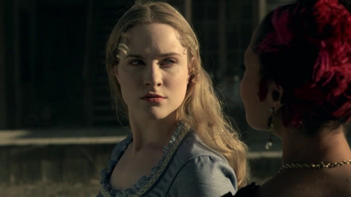 HBO's 'Westworld,' Season 1, Episode 2, Dolores and Maeve