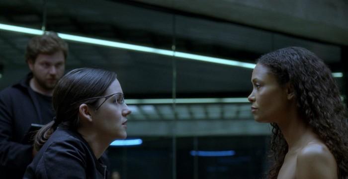 HBO's 'Westworld,' Season 1, Episode 2, Elsie and Maeve