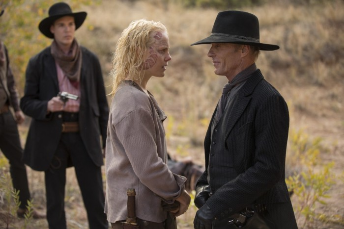 HBO's 'Westworld,' Season 1, Episode 4, Armistice and the Man in Black