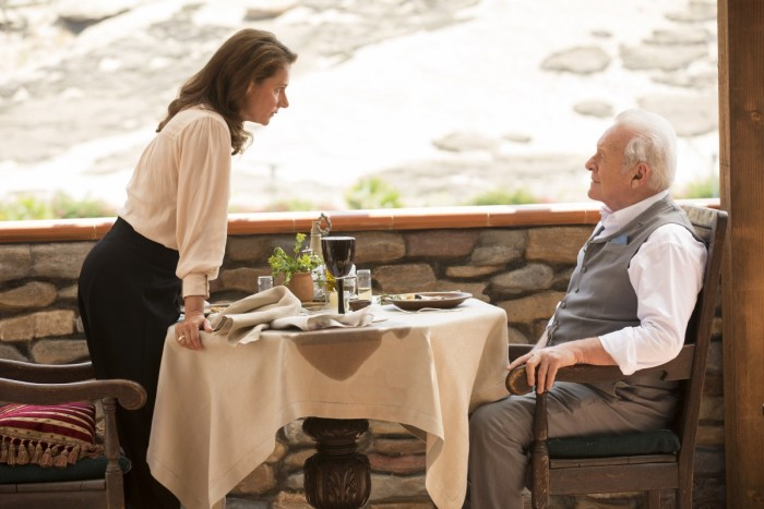 HBO's 'Westworld,' Season 1, Episode 4, Dr. Ford and Theresa