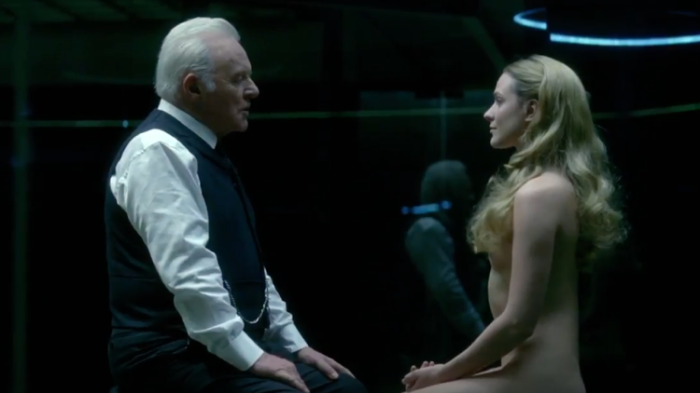 HBO's 'Westworld,' Season 1, Episode 5, Dr Ford and Dolores
