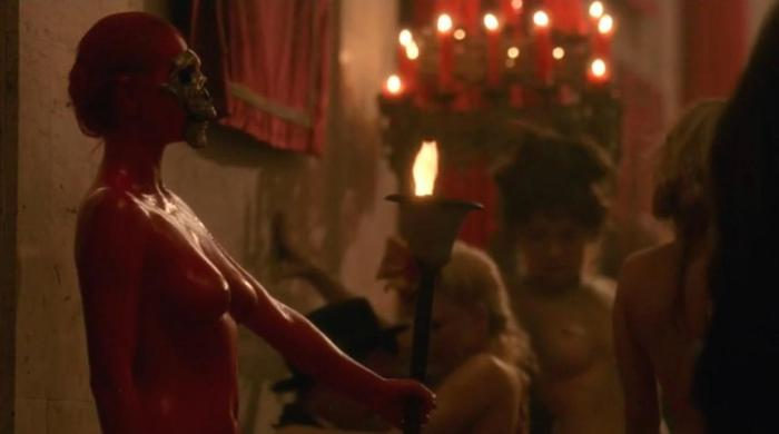 HBO's 'Westworld,' Season 1, Episode 5, sexposition